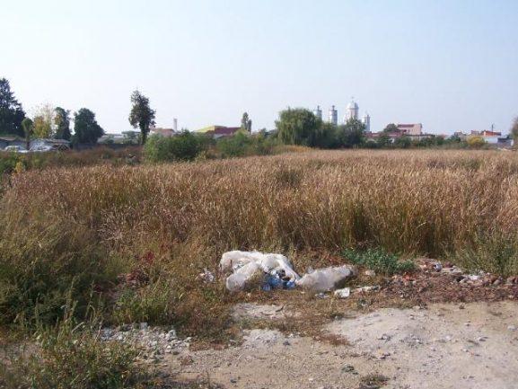 Evităm nu doar aprinderea vegetației uscate, dar și aruncarea deșeurilor în locuri neautorizate