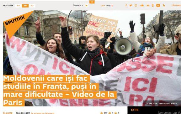 Adevărul despre noile taxe la universitățile din Franța