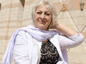 Eugenia URSU, secretara Federaţiei din Moldova a Asociaţiilor, Centrelor şi Cluburilor UNESCO
