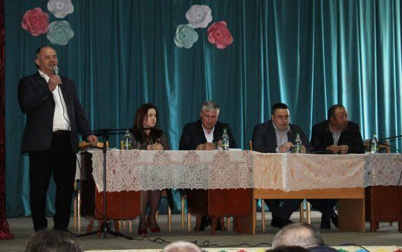 Veaceslav MAGALEAS, primarul s. Sofia, enunță obiectivele realizate
