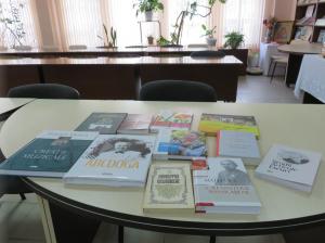 Unele din cărțile propuse spre lectură în cadrul Campaniei Naționale de promovare a lecturii