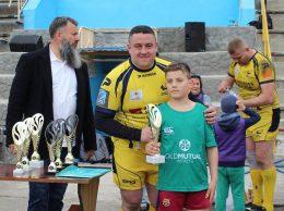 Cupa preşedintelui raionului Drochia la Rugby în mâna învingătorilorb