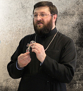 Preot Octavian MOȘIN