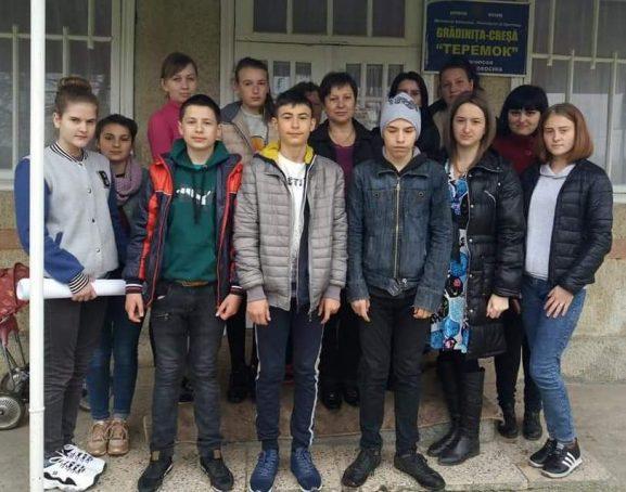 Инициативная группа села Баронча