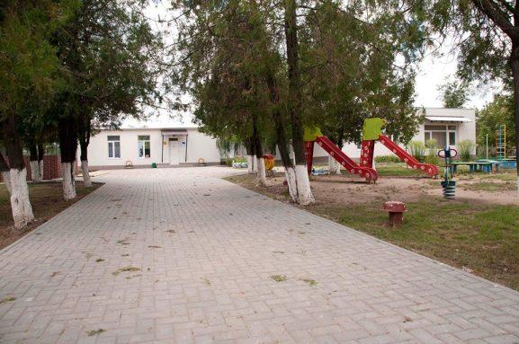 O grădiniţă modernă din resurse UE pentru copiii din satul Balabanu