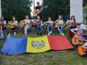 Festivalul republican de muzică folk s-a desfăşurat la Drochia