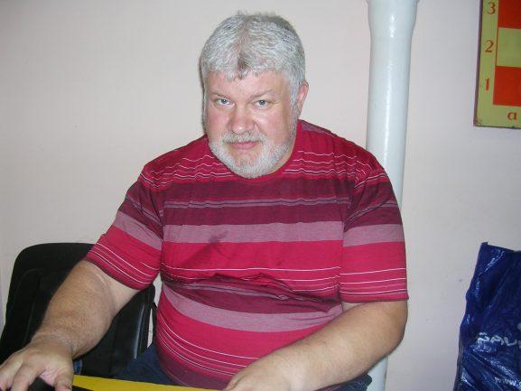 Главный судья Олег МАГРИЦКИЙ