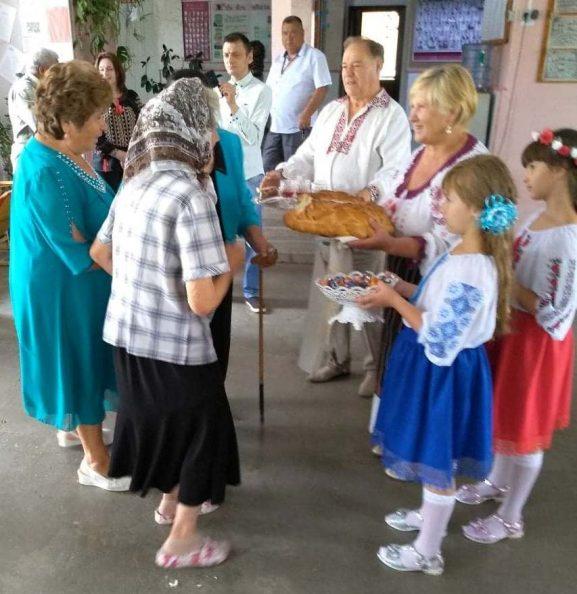 Cu pâine și sare au fost întâmpinați oaspeții evenimentului