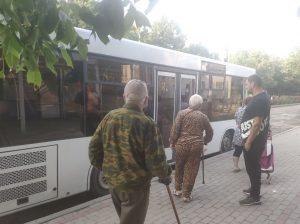 Autobuzul este solicitat mai mult în orele dimineţii, amiezii şi serii