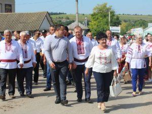 Satul Mândâc, fidel tradiţiilor moldoveneşti