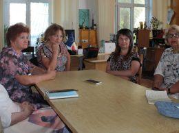 Встреча в редакции с Мареком БЕКЕРМАНОМ
