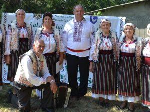 Primarul Veaceslav MAGALEAS și-a scos la dans și nepoțelul