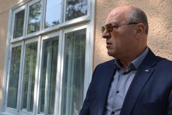 Dumitru POSTOVAN, directorul Muzeului raional de istorie şi etnografie Drochia