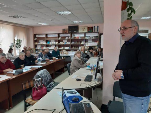 Veaceslav REABCINSCHI, director, Centrul de politici culturale, municipiul Chişinău a fost explicit şi detaliat în enunţuri