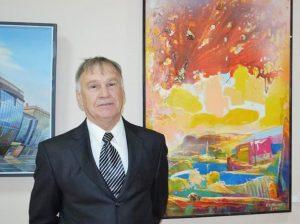 Виктор ТЕТКО на выставке