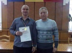 Чемпион республики Сергей БЕЖАН с наградами
