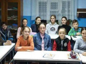 Nina RÂCIU, profesoara și informatoarea copiilor de la Școala de Arte Pelinia