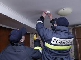 Instalarea detectorului autonom de fum