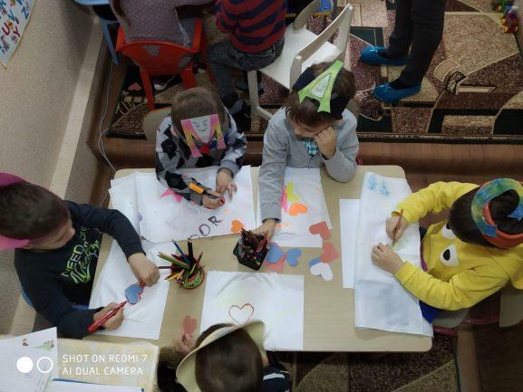 Atelier de creație în cadrul Săptămânii Educației Incluzive