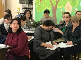 Lucrările seminarului au fost orientate pe diferite grupe de vârstă