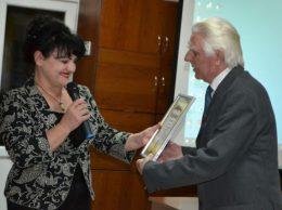 Diplomă pentru Vitalie ZAGAIEVSCHI, președintele cenaclului