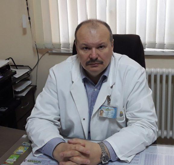 """Eduard CIUBOTARU, șef, Secția Consultativă, SR """"N.Testemițanu"""":"""