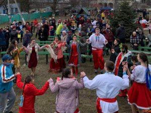 """Праздник """"Масленицы"""" в Згурице поднял настроение всем"""