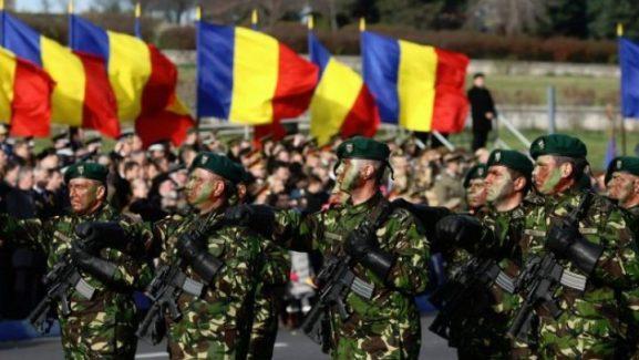 Armata română trece Prutul