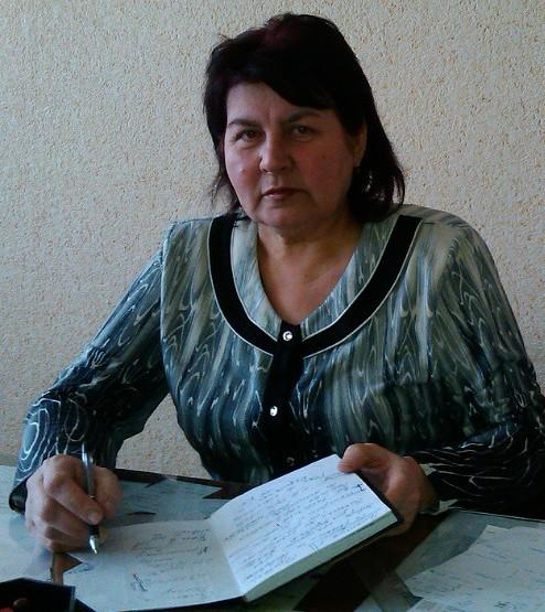Валентина МАРКОЧ