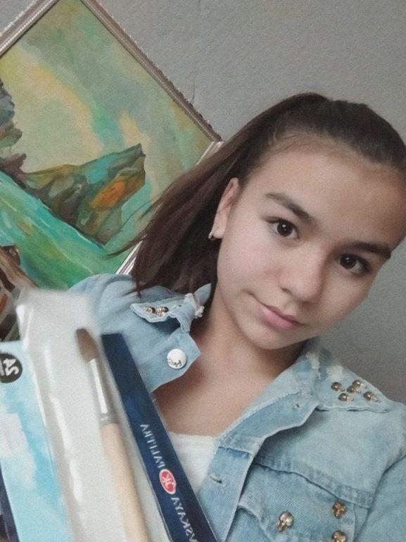 Andreea ZAHARCO, absolventa cu numărul norocos 1000
